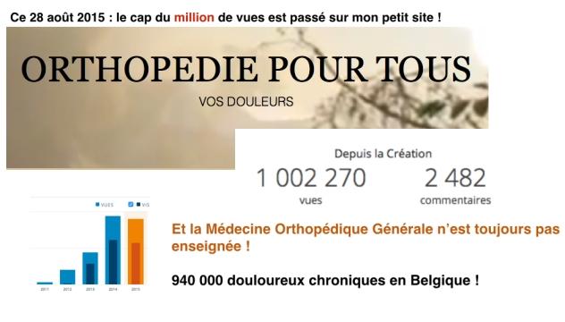 """""""Orthopédie pour tous""""_Un cap"""